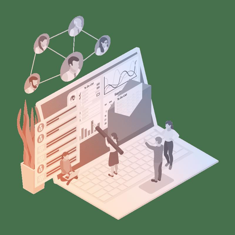 Operadores e autorizações de acesso