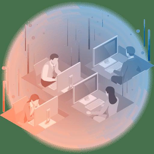 Time de consultores especializados